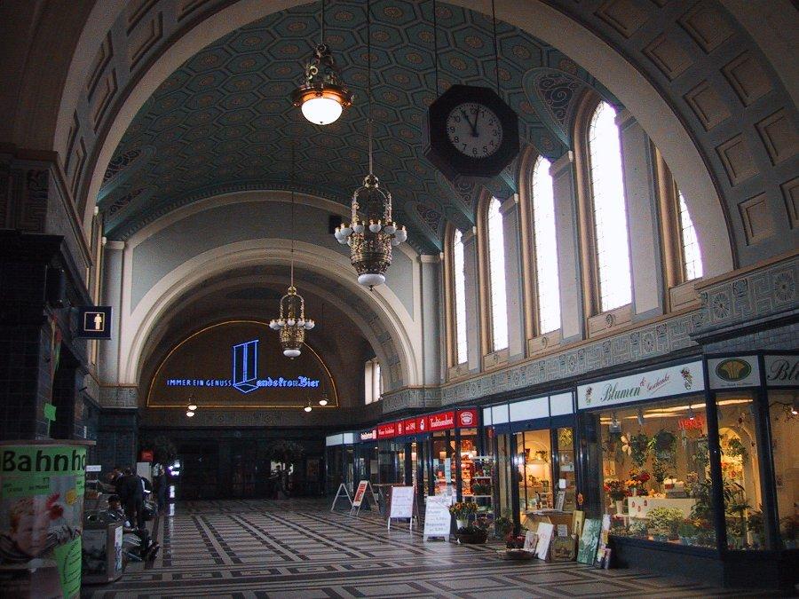 Bahnhöfe 4